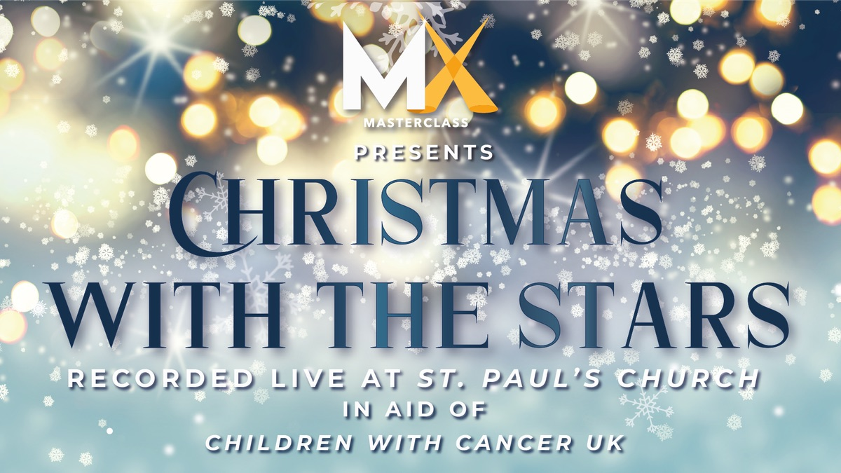 Christmas With The Stars concert at 's stream.theatre