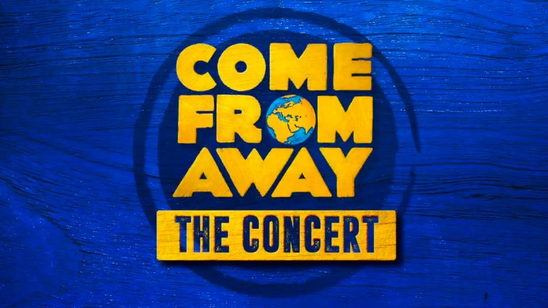 come from away concert