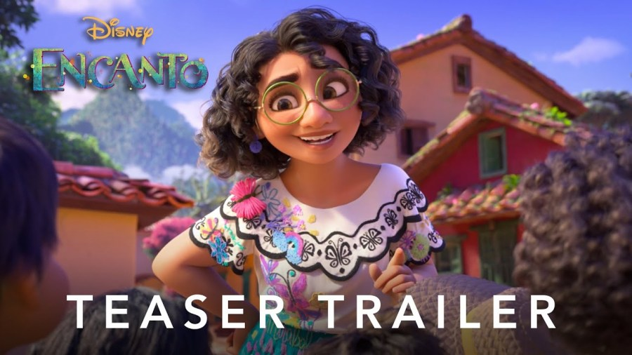 disney Encanto trailer