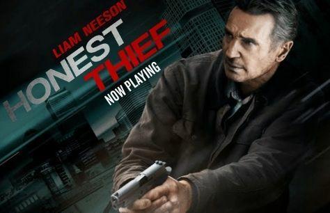 Cinema: Honest Thief