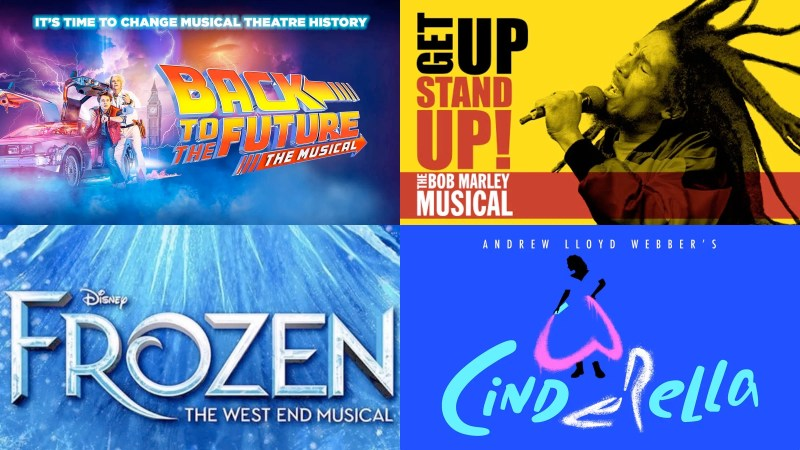 new west end musicals 2021