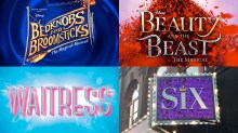 uk musicals tours 2021
