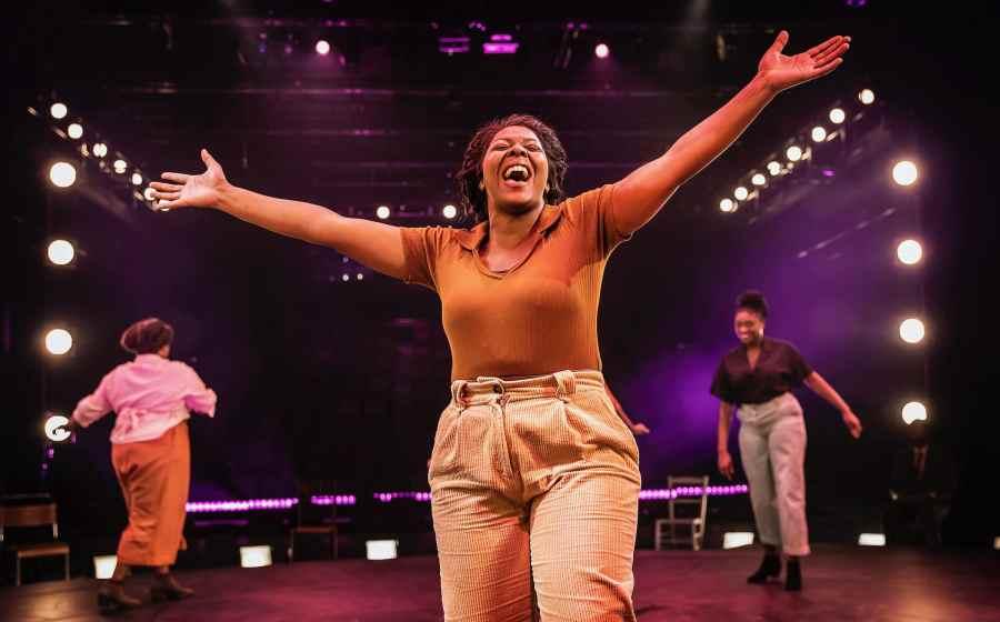 T'Shan Williams as Celie (The Color Purple)