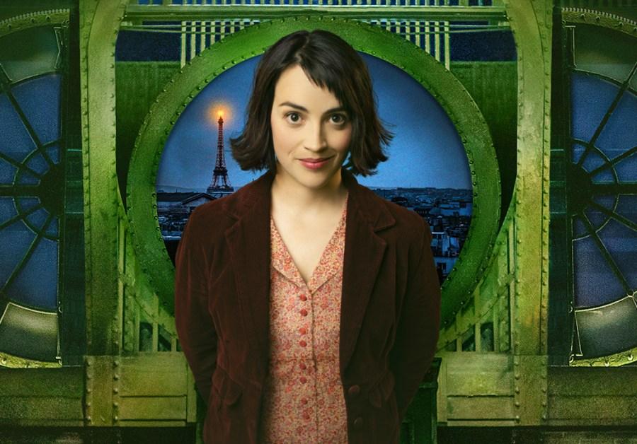 Audrey Brisson as 'Amelie' - Matt Crockett