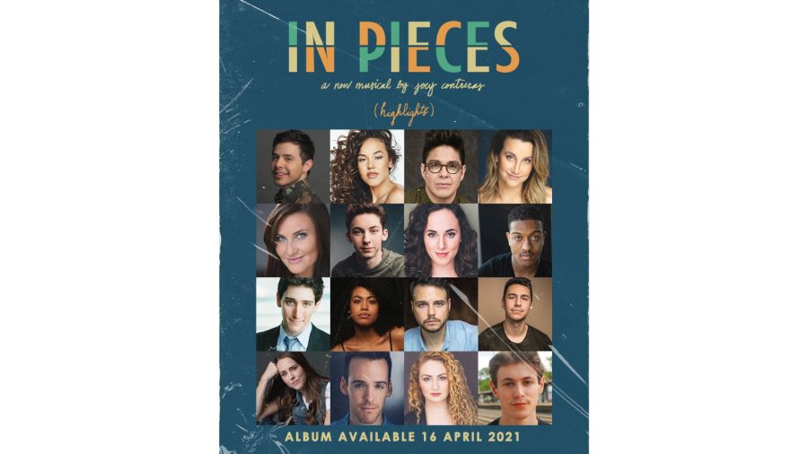 in pieces album musical