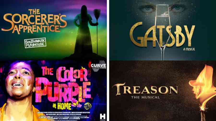musicals concerts streaming this week
