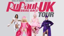 rupaul drag race uk tour