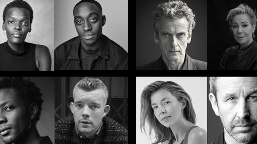 Constellations West End 2021 cast