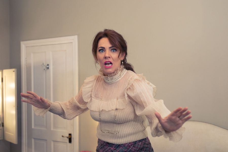 Rachel Tucker in A Killer Party