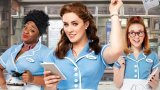 waitress tour cast