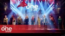 les mis cast west end bbc one show