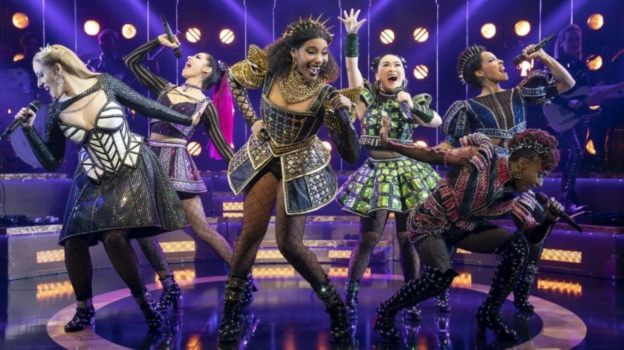 six the musical broadway