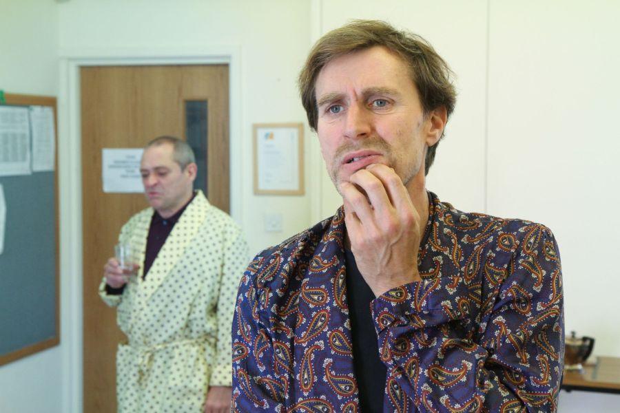 John Sackville, courtesy of Phil Gammon