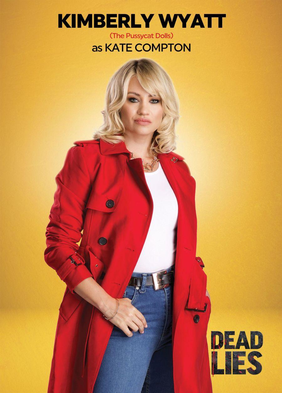 Kimberly Wyatt in Dead Lies
