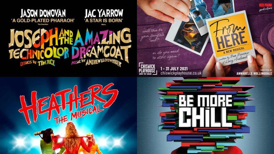 musicals opening