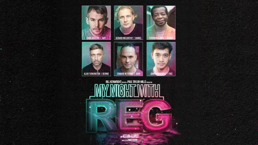 my night with reg cast