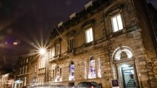 Hope Street Theatre at Night _ low Res (c) L1Photography
