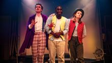 Reuben Greeph, Phillip Olagoke and Rosalind Ford, Photo by Eve Dunlop(1)
