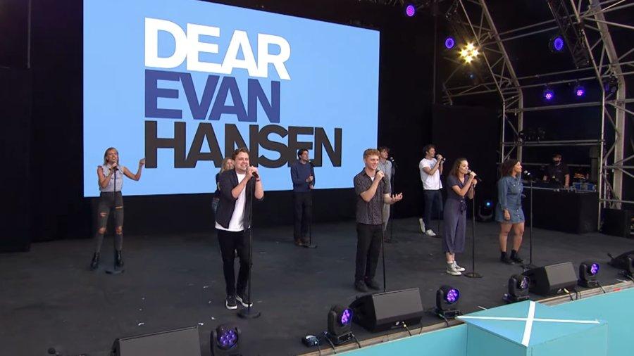 dear evan hansen west end live