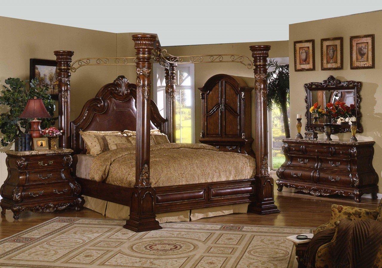 Bedroom Sets Furniture Wooden Bed Design Novocom Top