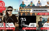 Skrillex and Rudimental confirmed for Exit Festival
