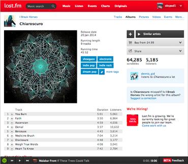 Spotify Last FM1
