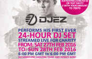 Live stream: DJ EZ's 24 hour charity DJ set