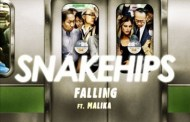 Audio: Snakehips - 'Falling' (feat Malika)