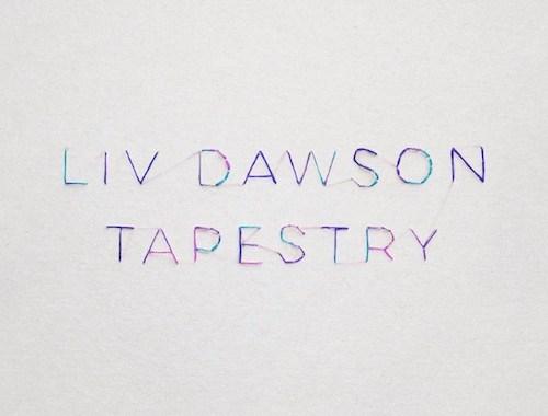 Audio: Liv Dawson - 'Tapestry' (Phairo Remix)