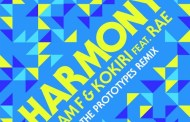 Audio: Adam F - 'Harmony' (ft Kokiri & Rae) (The Remixes)