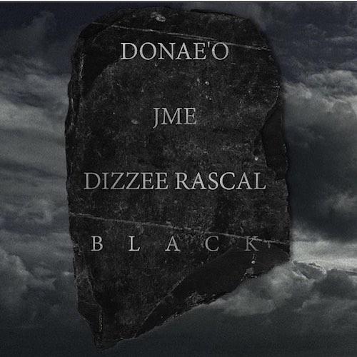 Audio: Donaeo - 'Black' (ft Dizzee Rascal & JME)