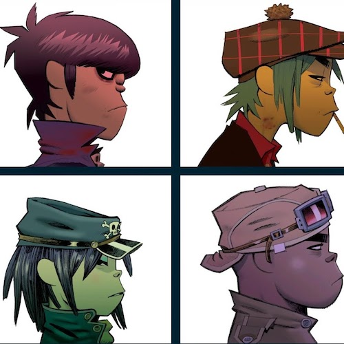 Gorillaz announce comeback show at their own festival