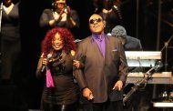 Watch Chaka Khan, Stevie Wonder and The Time perform at Prince tribute concert