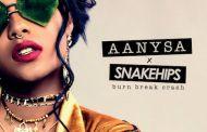 Audio: Aanysa & Snakehips - 'Burn Break Crash'