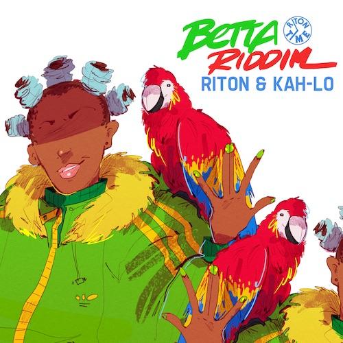 Listen: Riton - 'Betta Riddim' (feat. Kah-Lo)