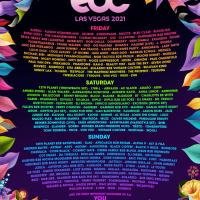 EDC Las Vegas 2021 - Artists to Check Out