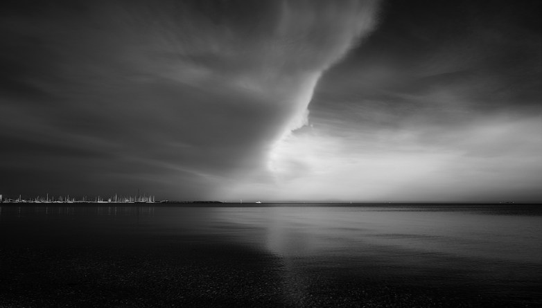 The Calm Before the Storm, by Mihai Florea