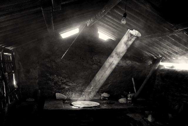 Comal Kitchen in the Mixteca Alta ©Judith Haden