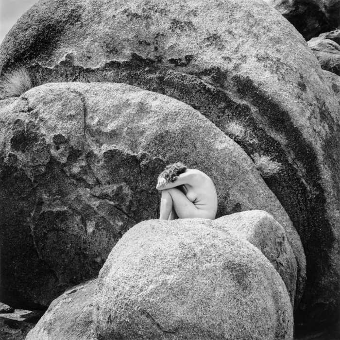 Peggy and Round Rocks ,Edna Bullock © Bullock Family Photography LLC
