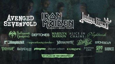 Hellfest. Клиссон, Франция. 22-23-24 июня 2018