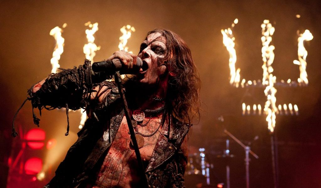 WATAIN (Sweden). Station Hall. 21 апреля 2019