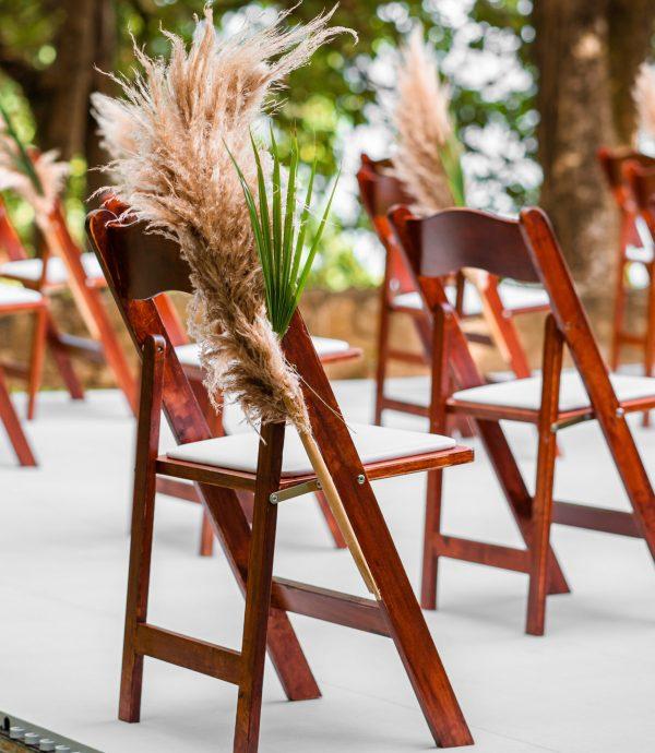 Rustic Escape Wedding Seating