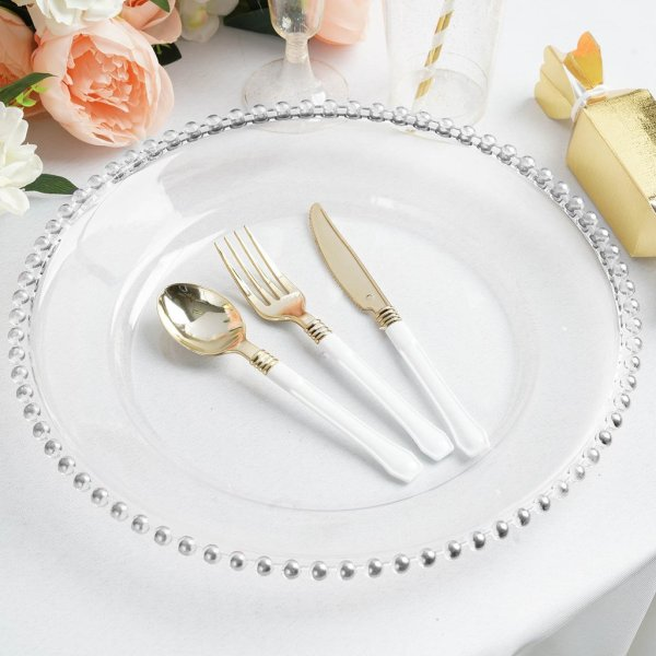 Charger Plate + Cutlery