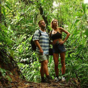 Bird Watching, Main Ridge Forest Reserve, Tobago