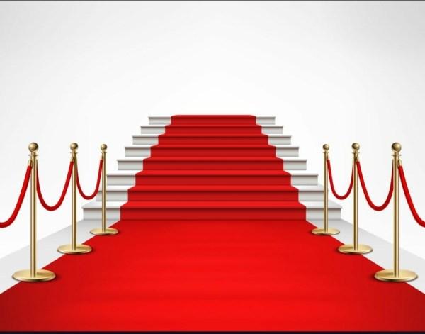 Red Carpet Rendering