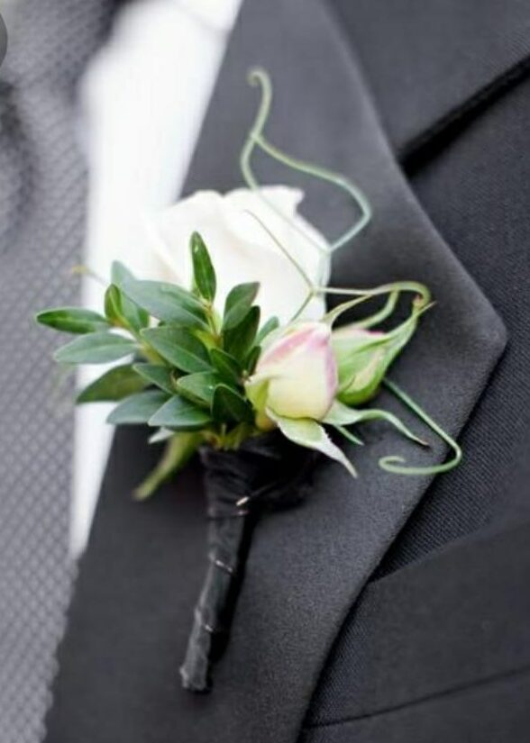 Groom's Boutonniere