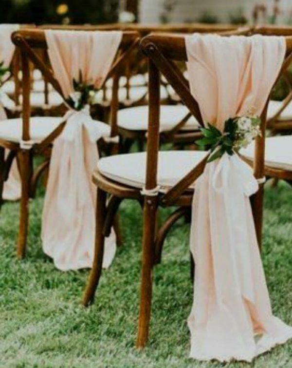 Linen Seating Decor