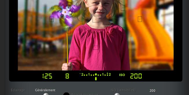 simulateur reflex
