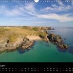 Vue de la plage de Baluden pour septembre 2017