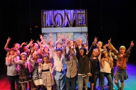 Summer Showcase: Peace & Love!
